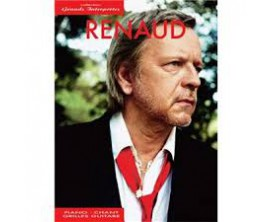 LIBRAIRIE - Collection Grands Interprètes - Renaud (Piano, Chant, Guitare) - Ed. Carisch