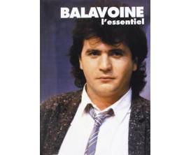Balavoine L'Essentiel (Piano, voix, guitare) - Ed. Carisch