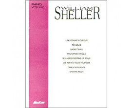 William Sheller Volume 1 (Piano) - Carisch Music