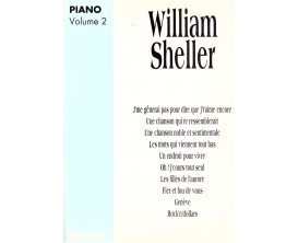 William Sheller Volume 2 (Piano) - Carisch Music