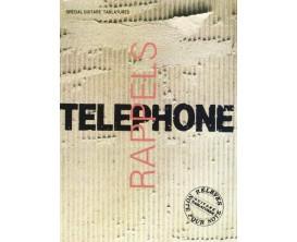 Telephone Rappels (Tablatures Guitare) - Ed.Carisch
