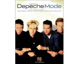 Depeche Mode Best Of (Piano, vocal, guitar) - Hal Leonard