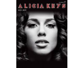 LIBRAIRIE -Alicia Keys As I Am (Piano, vocal, guitar) - Faber Music