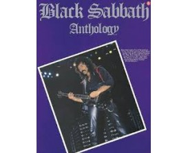 Black Sabbath Anthology (Piano, vocal, guitar tab) - Hal Leonard