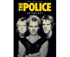 LIBRAIRIE -The Police Anthology (Piano, vocal, guitar) - Hal Leonard