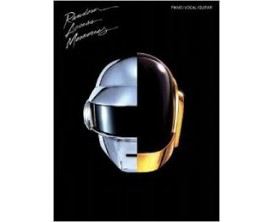 Daft Punk Random Access Memories (Piano, vocal, guitar) - Wise Publications