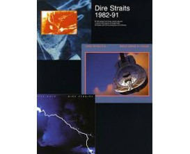 Dire Straits 1982-91 (Piano, vocal, guitar) - Wise Publications