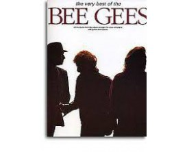 Bee Gees The Very Best Of (Arranged for voice, piano & guitar) - Wise Publications