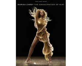 LIBRAIRIE - Mariah Carey The Emancipation of Mimi (Piano, vocal, guitar) - Hal Leonard