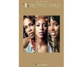 LIBRAIRIE - Destiny's Child 1's (Piano, vocal, guitar) - Hal Leonard
