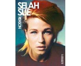 LIBRAIRIE - Selah Sue Reason (Piano, Vocal, Guitar) - Because Editions
