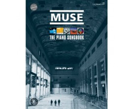 Muse The Piano Songbook (Piano, vocal, guitar) - Faber Music