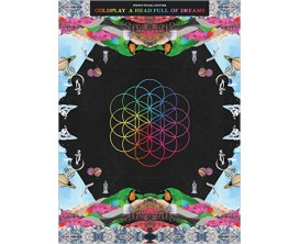 LIBRAIRIE - Coldplay A Head Full of Dreams (Piano/Vocal/Guitar) - Wise Publications