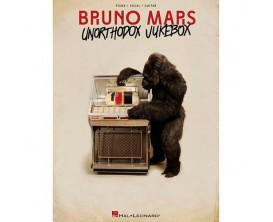 Bruno Mars - Unorthodox Jukebox - Hal Leonard.