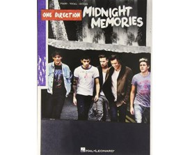 One Direction - Midnight Memories - Hal Leonard