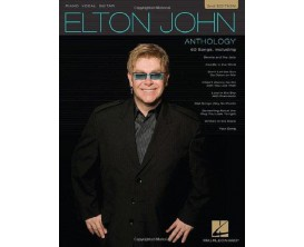 Elton John Anthology 2nd Edition (Piano, Vocal, Guitar) - Universal Music - Hal Leonard