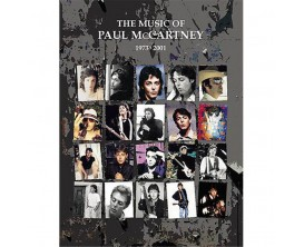 The Music of Paul McCartney 1973-2001 (Piano, Voix, Guitare) - Wise Publications