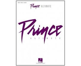 Prince Ultimate (Piano, Voix, Guitare) - Universal Music - Hal Leonard