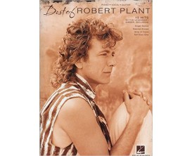 Best of Robert Plant (Piano vocal guitar) - Hal Leonard