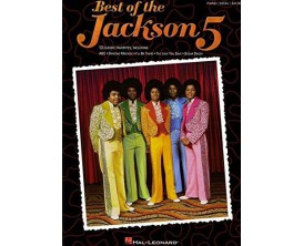 Best of Jackson 5 (Piano, Vocal, Guitar) - Hal Leonard