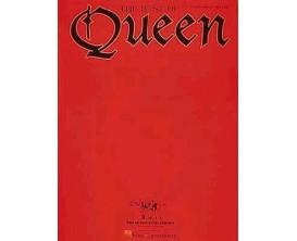 The Best of Queen (Piano, Vocal, Guitar) - Hal Leonard