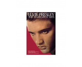 Elvis Presley The 50 Greatest Hits (Vocal, Guitar) - Wise Publications