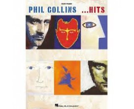 LIBRAIRIE - Phil Collins ...Hits (Easy piano) - Hal Leonard