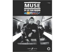 Muse The Easy Piano Songbook - Faber Music