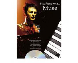 LIBRAIRIE - Play Piano with... Muse - Wise Publications