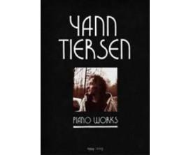 LIBRAIRIE - Yann Tiersen Piano Works- Universal Music Publishing