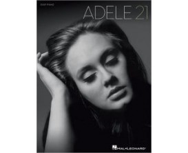 Adele 21 (Easy Piano) - Hal Leonard