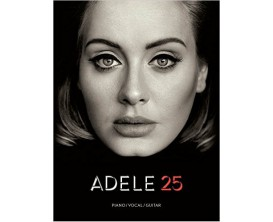 Adele 25 - Piano/Vocal/Guitar - Wise Publications