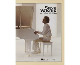 Stevie Wonder Easy Piano Anthology - Hal Leonard