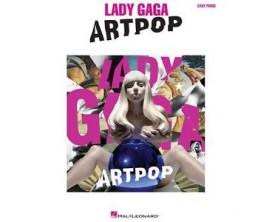 Lady Gaga Artpop (Easy Piano) - Hal Leonard