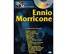 Great Musicians Serie - Ennio Morricone (piano, avec CD) - Carisch Music