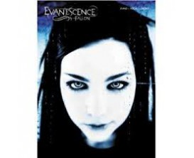 LIBRAIRIE - Evanescence Fallen (Tablatures guitare) - Warner Bros Publications