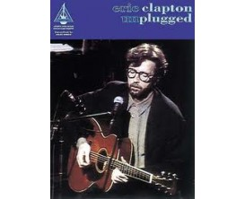 LIBRAIRIE - Eric Clapton Unplugged (Guitar record versions) - Wise Publications