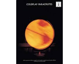 LIBRAIRIE - Coldplay Parachutes (Guitar Tab Edition) - Wise Publications