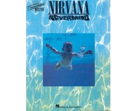 LIBRAIRIE - Nirvana Nevermind (Record guitar versions) - Hal Leonard