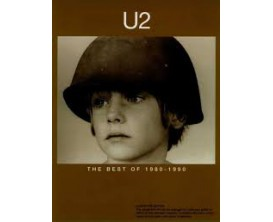 U2 The Best Of 1980-1990 (Guitar tab edition) - Wise Publications