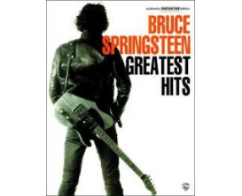 Bruce Springsteen Greatest Hits (Guitar tab edition) - Alfred Publishing