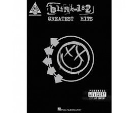 LIBRAIRIE - Blink 182 Greatest Hits (Recorded guitar versions) - Hal Leonard