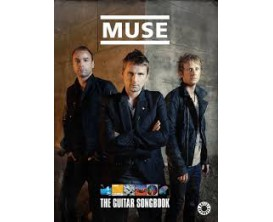 Muse The Guitar Songbook (Guitar Tab Edition) - Faber Music