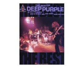 LIBRAIRIE - The Best of Deep Purple (Recorded guitar versions) - Hal Leonard