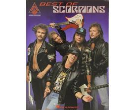Scorpions - Best Of - Guitar Recorded Version - Hal Leonard