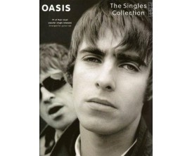 Oasis 19 Of Their most Popular Single Releases Arranged For Guitar Tab - The Singles Collection Tab - Wise Publications