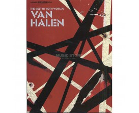 The Best Of Both Worlds Van Halen (Guitar Tab Edition) - Alfred Publishing