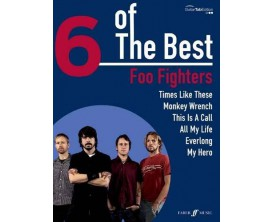 Foo Fighters - 6 Of The Best - Faber Music*