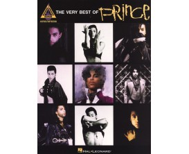 The Very Best of Prince (Recorded Guitar Versions) - Hal Leonard