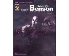 The Best of George Benson (Avec CD) - Hal Leonard